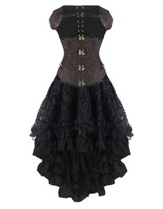 Amazon.com: Burvogue Women's Steampunk Costume: Clothing  https://www.amazon.com/gp/product/B01J5P6G26/ref=as_li_qf_sp_asin_il_tl?ie=UTF8&tag=rockaclothsto_gothic-20&camp=1789&creative=9325&linkCode=as2&creativeASIN=B01J5P6G26&linkId=b7a318ef6ca01c804ae66ddee1afd4b7