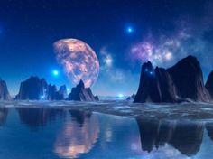 Um planeta similar à Terra, que está orbitando uma estrela a 39 anos-luz de distância, tem uma atmosfera nebulosa, que pode indicar a presença de água...