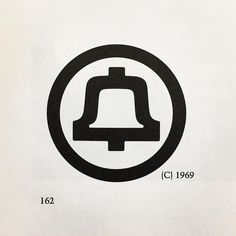 Bell System Logotype. Designed by Saul Bass, 1969. Apparently at the time this was the largest ever corporate identity redesign implementation covering 135,000 Vehicles, 22,000 Buildings, 1,250,000 Phone Booths and 170,000,000 Telephone Directories. One of my favourite logos of all time. I can't design logo's to save my life, only ever created 1 that I (or anyone else for that matter) liked - for the band Ultramarine. #saulbass #graphicdesign #graphics #logo #logotype #logotypedesign…