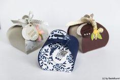 www.bastelkunst.blogspot.de FB: Bastelkunst  Stampin Up, Verpackung, Goodie, Zierschachtel, Designerpapier, Blumenboutique, Liebe zum Detail