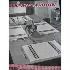 Binca Embroidery book 42 - 10 designs on eBid United Kingdom