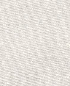 """""""Basic Twill, Natural"""" 59"""" wide 7 ounce 65% Polyester 35% Cotton $5.95 per yard  QTY:   buy a $1.50 swatch of this fabric  A polyester, cotton blended twill in a unbleached off white with naturally occuring motes/flecks. Can be used for home decor projects and apparel (used regularly by Tonic Living for manufacturing futon cover back sides and custom bench seat bottoms."""