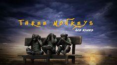 Ace Eshed - Three Monkeys (אסי אשד - שלושה קופים)   ace music