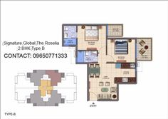 Signature Global The Roselia Sector Affordable Housing Flats