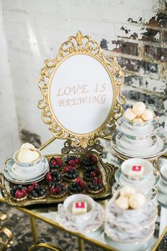 Lovely Tea Party using vintage china! Dixie Does Vintage in Dallas Tx