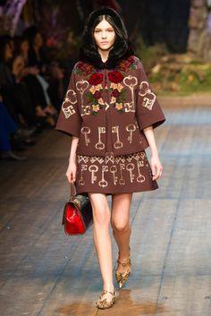 Dolce & Gabbana Winter 2015 Trend