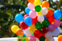 bubbles and balloons photography | Bubbles & Balloons Pictures, Photos, and Images for Facebook, Tumblr ...
