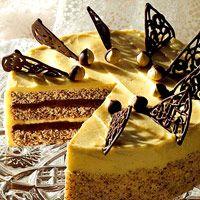 Marjolaine - the most amazing dessert EVER