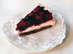 Vynikají dort s lesním ovocem Recept