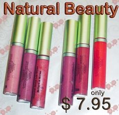 Sally Hansen Natural Beauty by Carmindy Natural Shine Lip Gloss