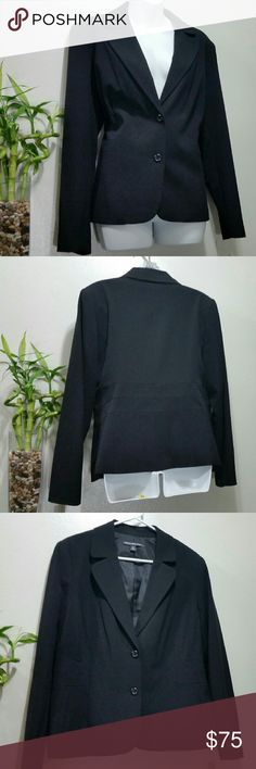 NWT blazer by Briggs new york CONDITION: New With Tags! --- CONCERNS: none.  --- I will provide more pics, materials, measurements, etc. upon request! --- ***I welcome ALL OFFERS and do bundle discounts!***y Briggs new york Jackets & Coats Blazers