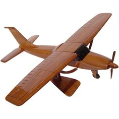 """Cessna 172 Model Airplane - Want people to sign this for our """"Guest Book"""""""