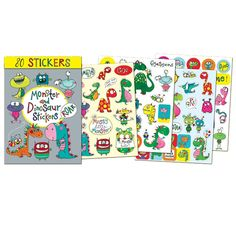 Great party bag and stocking fillers for Dino mad kids!