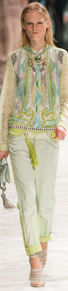LOOKandLOVEwithLOLO: MILAN FASHION WEEK......ROBERTO CAVALLI Spring 2014 Ready-To-Wear