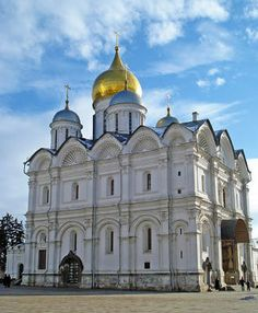 Cathedral of the Archangel, Moscow Kremlin