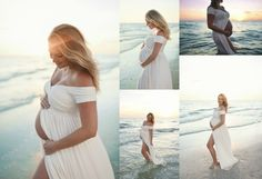 Natural Light Maternity Shoot - Whimsical Maternity ideas - Kelly Kristine Photography