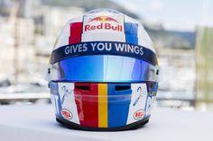 Helmet Jean Eric Vergne
