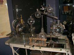antique scientific lab image - Google Search