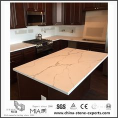 China White Calacatta Quartz Slabs for Countertops with Grey and Gold Stone Grain Manufacturers, Suppliers - Wholesale Price - Yeyang Stone Factory Calacatta Quartz, Marble Quartz, Bathroom Countertops, Quartz Countertops, Scandinavian Style, Stone Sink, Layout, Wooden Crates, Grey And Gold