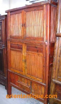 antique chinese bamboo furniture c016 antique bamboo imitation kitchen cabinet oriental furniture asian chinese bamboo furniture