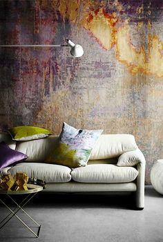 Искусство преображения: примеры оригинальной и современной отделки стен