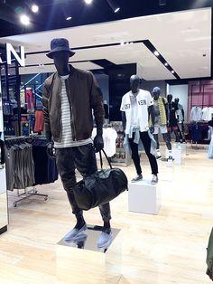 TOPMAN styling Melbourne