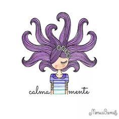 """Calmamente"" (Monica Crema)  Cute Doll Girl"