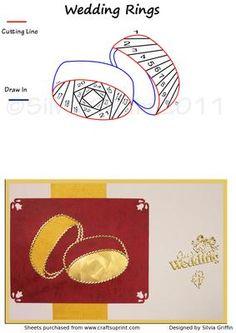 Wedding Rings on Craftsuprint - Add To Basket!