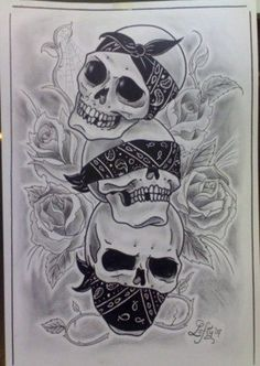 ... Idea Evil Skull Tattoos Hear No Evil Tattoo Skull Tattoo Ideas