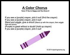 A Color Chorus