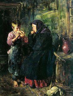 Vladimir Makovsky - Date, 1883