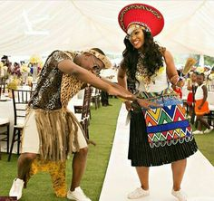 Zulu Traditional Attire, Zulu Traditional Wedding, African Traditional Dresses, Traditional Outfits, Wedding Dresses South Africa, African Wedding Theme, African Wedding Dress, African Weddings, African Attire