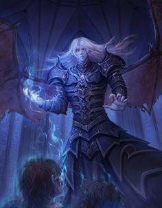 ArtStation - Dracula Lord, Pedo Hika