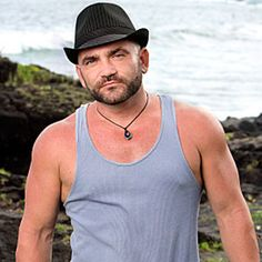 He may be a villain but you have to admit he is great tv and is an amazing Survivor player!