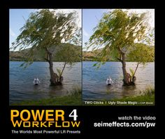 WIN a Copy of Power Workflow 4 LR Presets