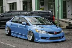 """STANCENATION INDONESIA www.stancenationesia.com - """"wheel fitment & stanced cars"""" : @hendrardty - Bagged Civic owner : @mcdcky taken from 3rd Anniversary TAC Semarang #stancenationesia . Follow the Crew : @autoji @stancerangers @briomodifikasi @lowstyleindonesia @indo_tuner . If you enjoy beautiful cars & photography you'll feel right at home. #indonesiancarmodified #indonesiancarsenthusiast #cars #simpleandlow #carlifestyle #westfitmentsociety #eastprojectcc #gettinlow #photooftheday…"""
