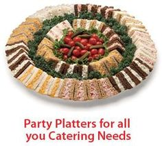 Pictures of  Party Platters & Catering Services