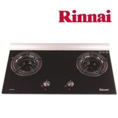Bếp gas âm Rinnai RVB 2G-I(B)