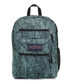 Explore the features of our Big Student backpack. Available in a variety of colors and patterns, this large backpack is perfect for anyone on the go.