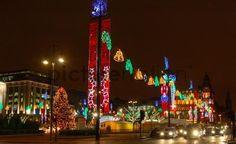 Glasgow, Scotland at Christmas