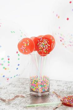 DOMINO:Funfetti Recipes to Ring in the New Year!
