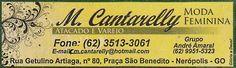 Eu recomendo M. Cantarelly- Centro, #Nerópolis, #Goiás, #Brasil