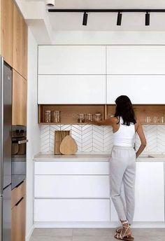 Home Decor Kitchen .Home Decor Kitchen Kitchen Room Design, Kitchen Cabinet Design, Modern Kitchen Design, Home Decor Kitchen, Interior Design Kitchen, Home Kitchens, Kitchen Ideas, Kitchen Designs, Kitchen Cabinets
