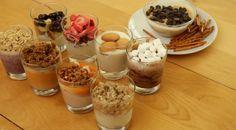 Herkullisia aamiaisjogurtti-ideoita