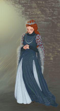 Little Corners — Queen of the North Character Portraits, Character Art, Character Design, Character Prompts, Game Of Thrones Houses, Game Of Thrones Art, Familia Stark, Fire Art, Sansa Stark
