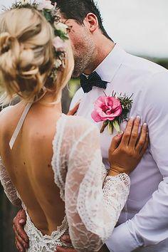 Romantic Wedding In Trending Shots  | bride and groom | | wedding | | romantic couple | | wedding photography | #brideandgroom #wedding http://www.roughluxejewelry.com/