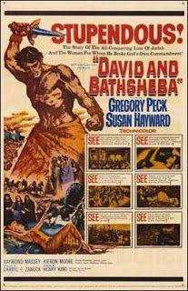 Lev Stepanovich: KING, Henry. David y Betsabé (1951)