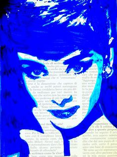 Lights and shadows with a sharpie and tracing paper. Great idea for pop art self portrait!