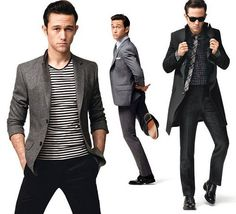JGL is a great style icon for the modern gentleman.
