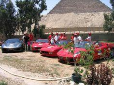 Ferrari Car Show -Love this!
